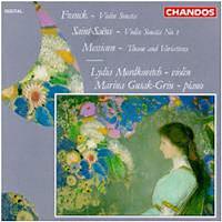 Sonate pour violon et piano en la majeur - Sonate...