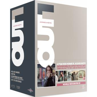 Out1 Coffret prestige Edition limitée Combo 6 Blu-ray + 7 DVD