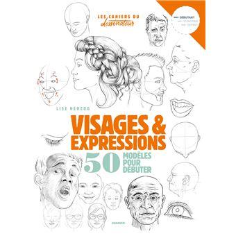 Dessiner visages et expressions