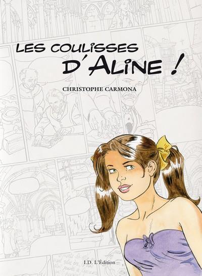 Les coulisses d'Aline !