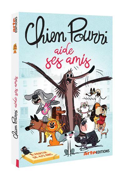 Chien Pourri aide ses amis DVD - DVD Zone 2 - Achat & prix   fnac
