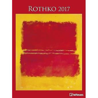 ROTHKO 2017 POSTER CALENDARS 48 X 64 CM