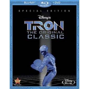 Tron Edition Deluxe Combo Blu-ray + DVD