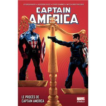 Captain AmericaLe procès de Captain America