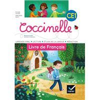 Coccinelle Français CE1 éd. 2016 - Livre de Français