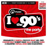 I love the 90's - the 2020 party ED/4CD