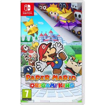 Précommande Paper Mario the Origami King Nintendo Switch Livraison à partir du 17/07