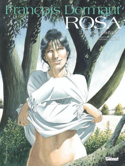 Rosa - Tome 02 - Les hommes - 9782331043956 - 10,99 €