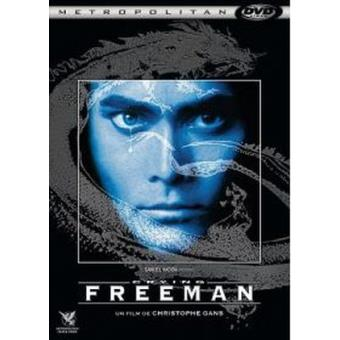 Crying Freeman - DVD