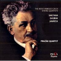 Les plus Célèbres Quatuors tchèques - Coffret