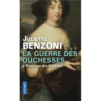 La guerre des Duchesses - tome 2 Princesse des Vandales