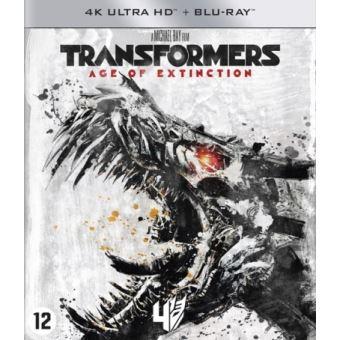 TRANSFORMERS 4:AGE OF EXTINCTION-BIL-BLURAY 4K