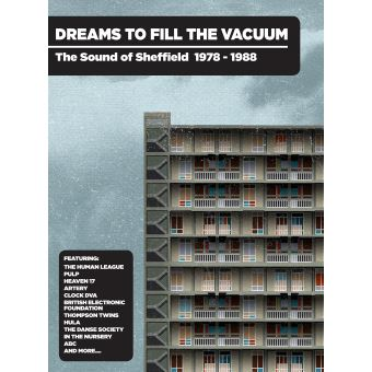 Dreams To Fill The Vacuum. The Sound Of Sheffield 1978-88- 4 CDs