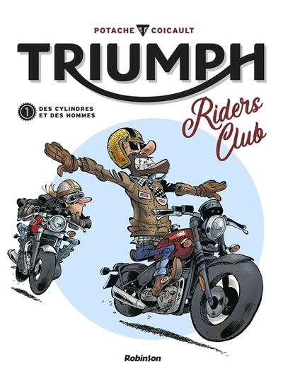 Triumph, Riders Club