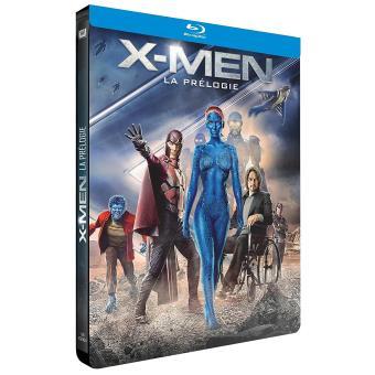 X-MenCoffret X-Men La prélogie Blu-ray