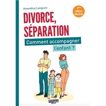 s paration divorce comment accompagner l 39 enfant poche amandine langevin achat livre fnac. Black Bedroom Furniture Sets. Home Design Ideas