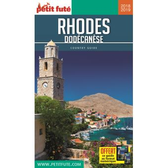 Petit Futé Country Guide Rhodes, Dodécanèse