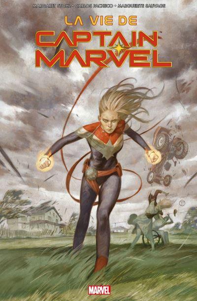 La vie de Captain Marvel - 9782809482973 - 11,99 €