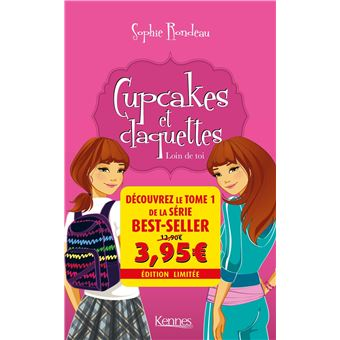 Cupcakes et claquettesCupcakes et claquettes T01 - Offre découverte