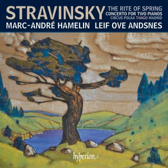 RITE OF SPRING & OTHER TWO PIANOS