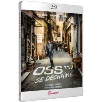 OSS 117 SE DECHAINE-FR