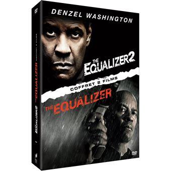 EqualizerCoffret Equalizer 1 et 2 DVD