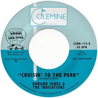 Morning in America - Cruisin To The Park - Single Vinil 7''