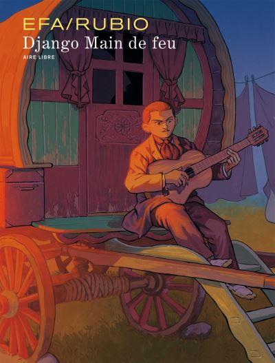Django Main de feu