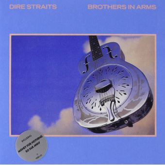 Brothers in arms shm cd/pochette cartonnee