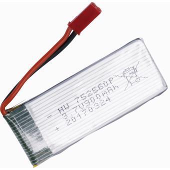 Batterie de remplacement MiDrone 900 mAh 3.7 V pour PR Vision 220 HD FPV