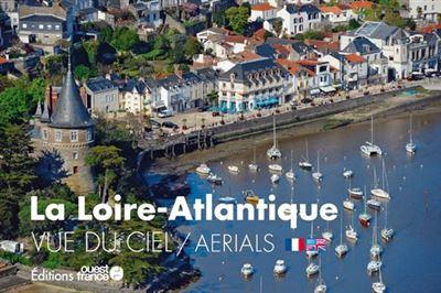 La Loire Atlantique vue du ciel