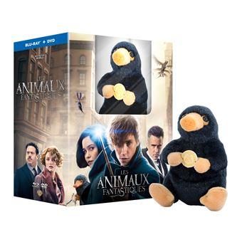 Les Animaux FantastiquesLes Animaux fantastiques Edition Collector avec peluche Niffleur Blu-ray