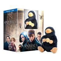 Les Animaux fantastiques Edition Collector avec peluche Niffleur Blu-ray