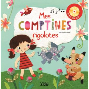 Mes comptines rigolotes