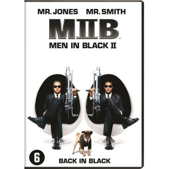 MEN IN BLACK 2-NL