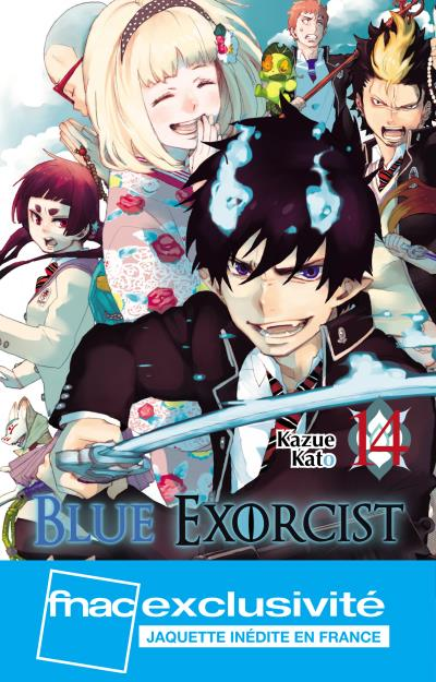 Blue Exorcist Edition Fnac Tome 14