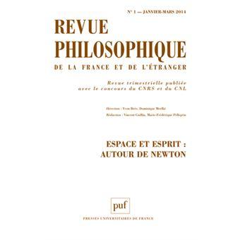 Revue philosophique