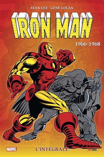 Iron Man: L'intégrale 1966-1968 (Nouvelle édition)