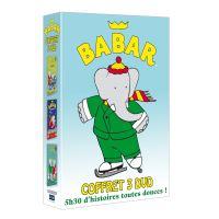 Babar  Coffret 3 DVD