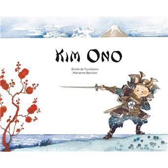 Kim ono (coll. les canoes)