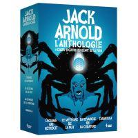 Coffret Jack Arnold L'anthologie 4 Films DVD