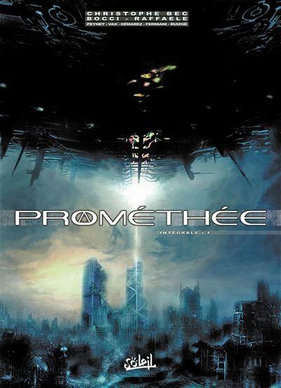 Prométhée - Intégrale T01 à