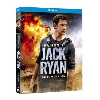 Jack RyanJack Ryan de Tom Clancy Saison 1 Blu-ray