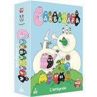Coffret La Famille Barbapapa L'intégrale DVD