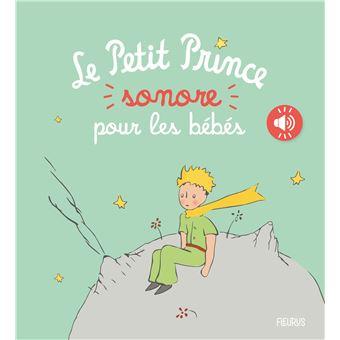 Le Petit Prince Sonore Pour Les Bebes