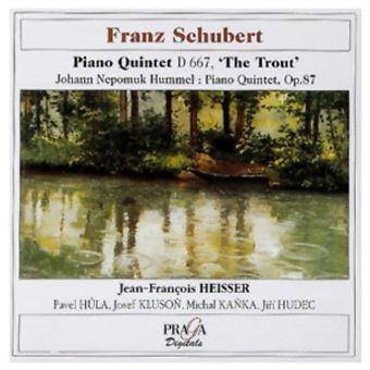 Quintette avec piano La truite D667