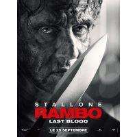Rambo : Last Blood Steelbook Edition Limitée Blu-ray 4K Ultra HD