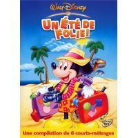 Mickey, un été de folie DVD
