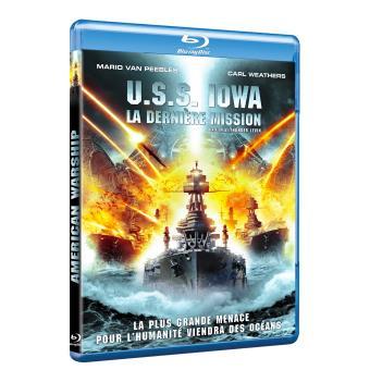 Uss iowa - la dernière mission Blu-Ray