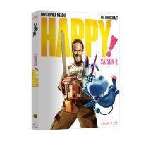Coffret Happy! Saison 2 Blu-Ray
